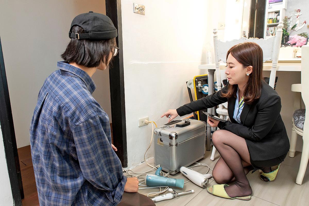 電器火災頻傳,老公寓攝影棚用電超載險釀災,急找專家做免費火災安檢